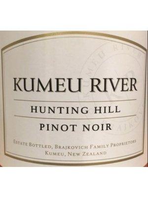 Wine KUMEU RIVER PINOT NOIR 'HUNTING HILL' 2014
