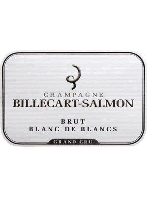 Sparkling BILLECART-SALMON BRUT BLANC DE BLANC GRAND CRU NV (GIFT BOX)