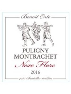 Wine BENOIT ENTE PULIGNY-MONTRACHET 'NEXE FLORE'  2016