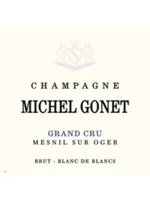 Sparkling MICHEL GONET BRUT GRAND CRU BLANC DE BLANCS CHAMPAGNE 2011