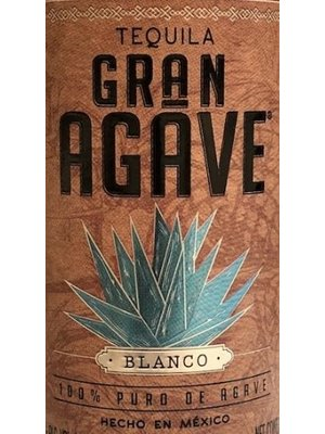 Spirits GRAN AGAVE TEQUILA BLANCO 1L