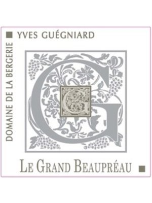 Wine DOMAINE DE LA BERGERIE 'CLOS LE GRAND BEAUPREAU' SAVENNIERES 2015