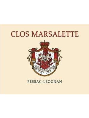 Wine CLOS MARSALETTE BLANC 2015