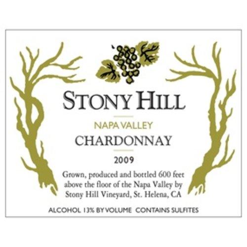 Wine STONY HILL CHARDONNAY 2009