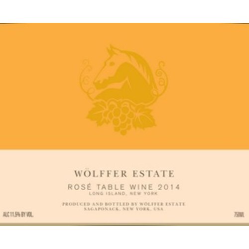 Wine WOLFFER ESTATE ROSE 2018