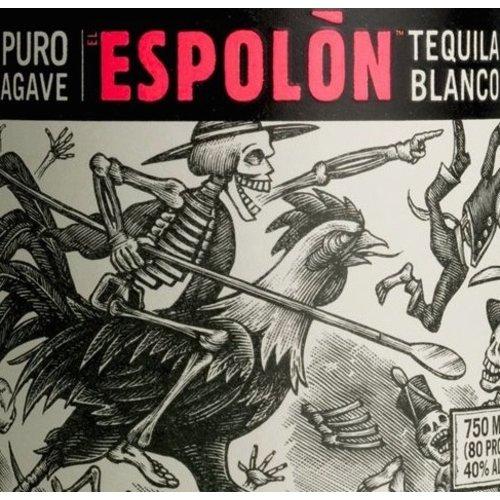 Spirits ESPOLON BLANCO TEQUILA