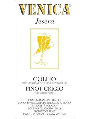 Wine VENICA AND VENICA PINOT GRIGIO 'JESERA' 2017