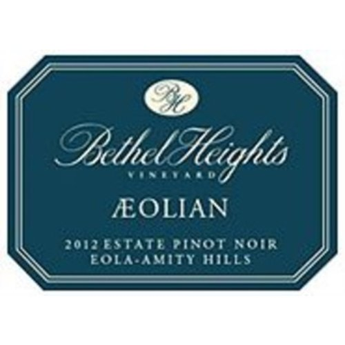 Wine BETHEL HEIGHTS PINOT NOIR 'AEOLIAN' 2014