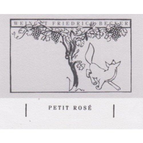 Wine BECKER PETIT ROSE 2016