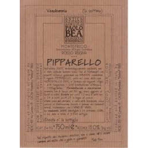 Wine PAOLO BEA ROSSO RISERVA 'VIGNA PIPPARELLO' 2011