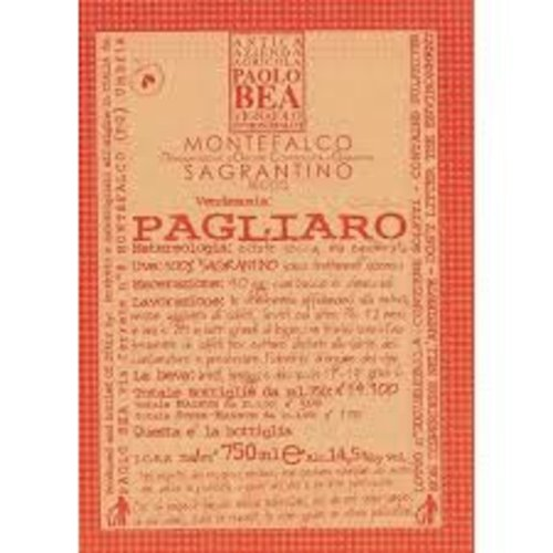 Wine PAOLO BEA SAGRANTINO DE MONTEFALCO SECCO 'VIGNETO PAGLIARO' 2011