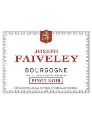 Wine JOSEPH FAIVELEY BOURGOGNE ROUGE 2018