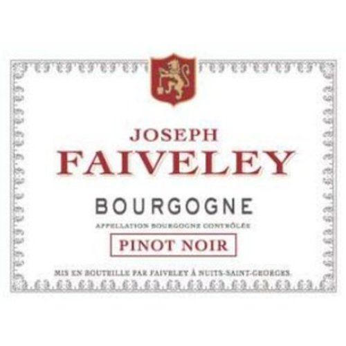 Wine JOSEPH FAIVELEY BOURGOGNE ROUGE 2016