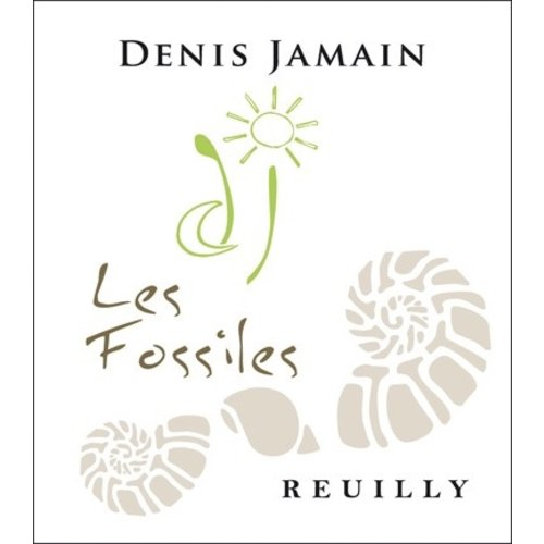 Wine DENIS JAMAIN REUILLY BLANC LES FOSSILES 2016
