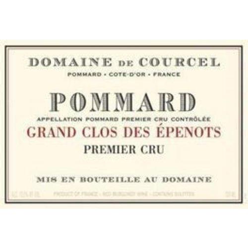 Wine DOMAINE DE COURCEL POMMARD 'GRAND CLOS DES EPENOTS' 1ER CRU 2009