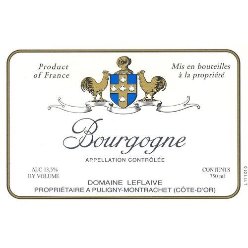 Wine DOMAINE LEFLAIVE BOURGOGNE BLANC 2016