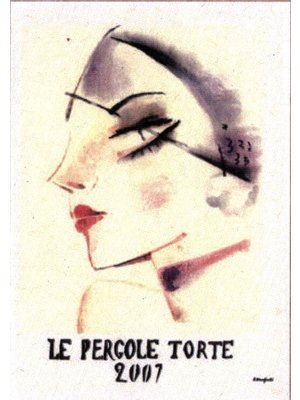 Wine MONTEVERTINE 'LE PERGOLE TORTE' 2007