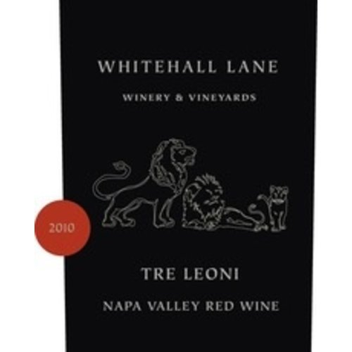 Wine WHITEHALL LANE TRE LEONI RED  2015