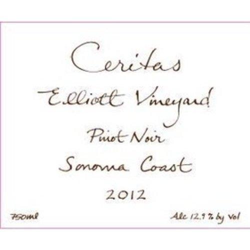 Wine CERITAS PINOT NOIR 'ELLIOTT VINEYARD' 2016