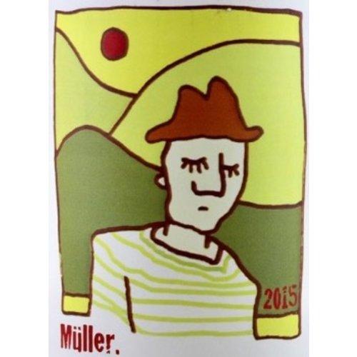 Wine ENDERLE & MOLL MULLER-THURGAU MULLER 2016