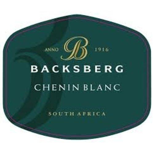 Wine BACKSBERG CHENIN BLANC 2018