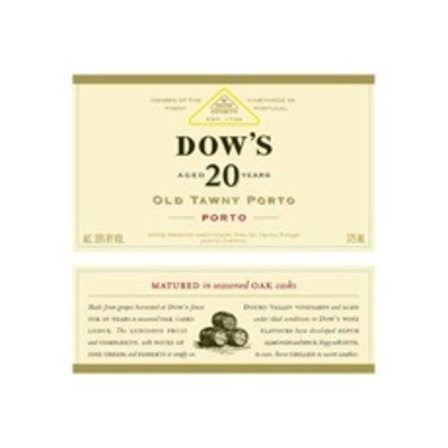 Wine DOW'S 20 YEAR TAWNY PORT