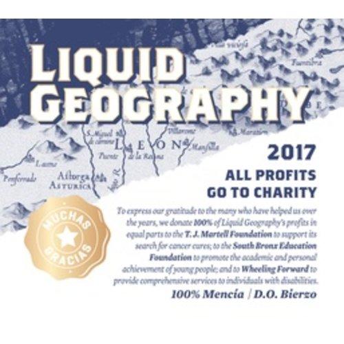 Wine LIQUID GEOGRAPHY ROSE 2017
