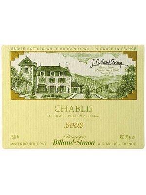 Wine BILLAUD-SIMON CHABLIS 2015