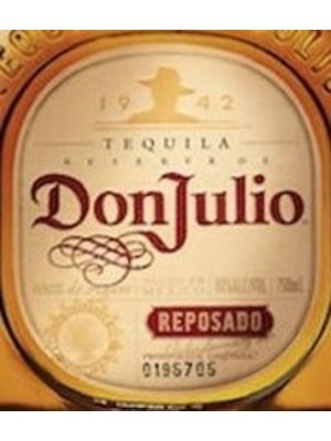 Spirits DON JULIO REPOSADO TEQUILA