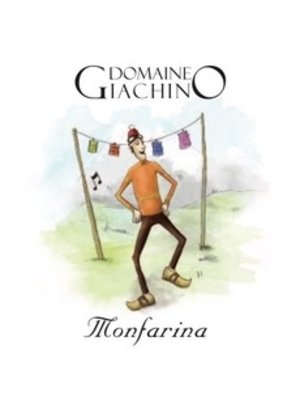 Wine DOMAINE GIACHINO MONFARINA 2015