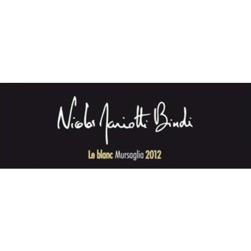 Wine NICOLAS MARIOTTI BINDI LE BLANC ' MURSAGLIA ' 2013