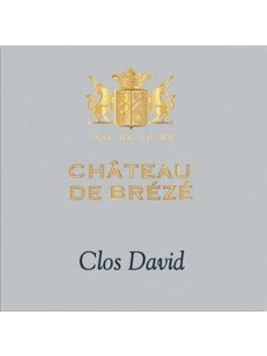 Wine CH DE BREZE SAUMUR BLANC 'CLOS DAVID' 2014
