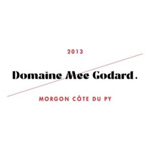 Wine DOMAINE MEE GODARD MORGON COTE DU PY 2016