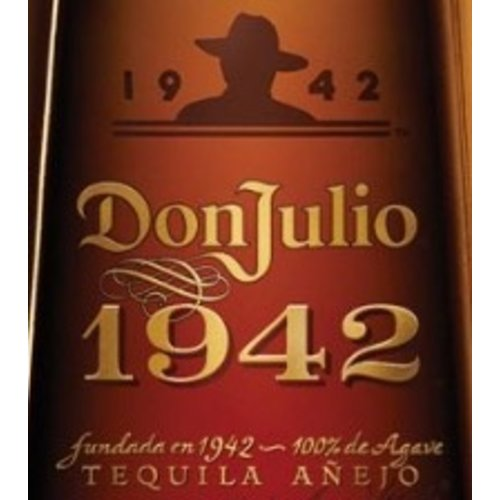 Spirits DON JULIO 1942