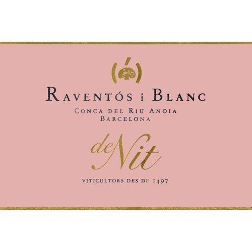 Wine RAVENTOS I BLANC 'DE NIT' CAVA ROSE 2016 375ML