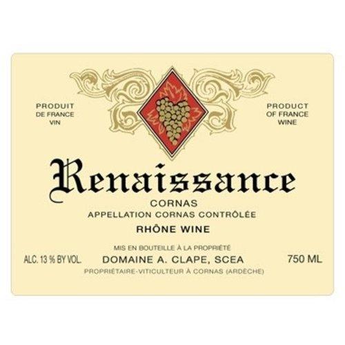 Wine AUGUSTE CLAPE CORNAS 'CUVEE RENAISSANCE' 2011