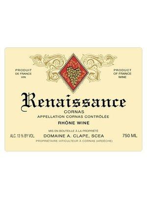 Wine AUGUSTE CLAPE CORNAS 'CUVEE RENAISSANCE' 2015