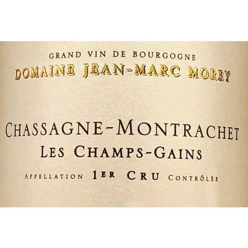 Wine JEAN-MARC MOREY CHASSAGNE MONTRACHET 1ER CRU LES CHAMPS-GAINS 2013