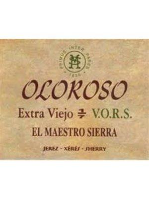 Specialty EL MAESTRO SIERRA OLOROSO 1/7 VORS SHERRY 375ML