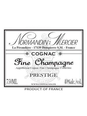 Spirits NORMANDIN-MERCIER, CHATEAU DE LA PERAUDIERE COGNAC FINE CHAMPAGNE PRESTIGE