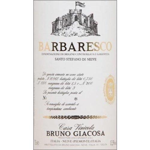 Wine BRUNO GIACOSA BARBARESCO 'SANTO STEFANO' RISERVA 1988 1.5L
