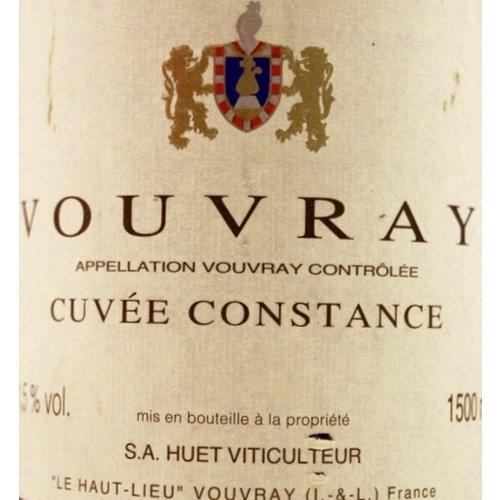 Wine S.A. HUET VOUVRAY 'CUVEE CONSTANCE' MOELLEUX 1995 1.5L