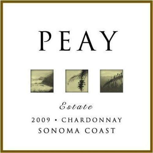 Wine PEAY CHARDONNAY 'SONOMA COAST ESTATE' 2015