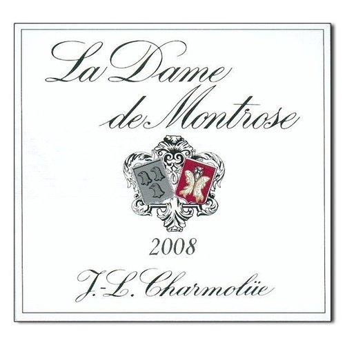 Wine LA DAME DE MONTROSE 2014
