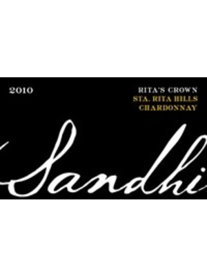 Wine SANDHI CHARDONNAY RITA'S CROWN 2014