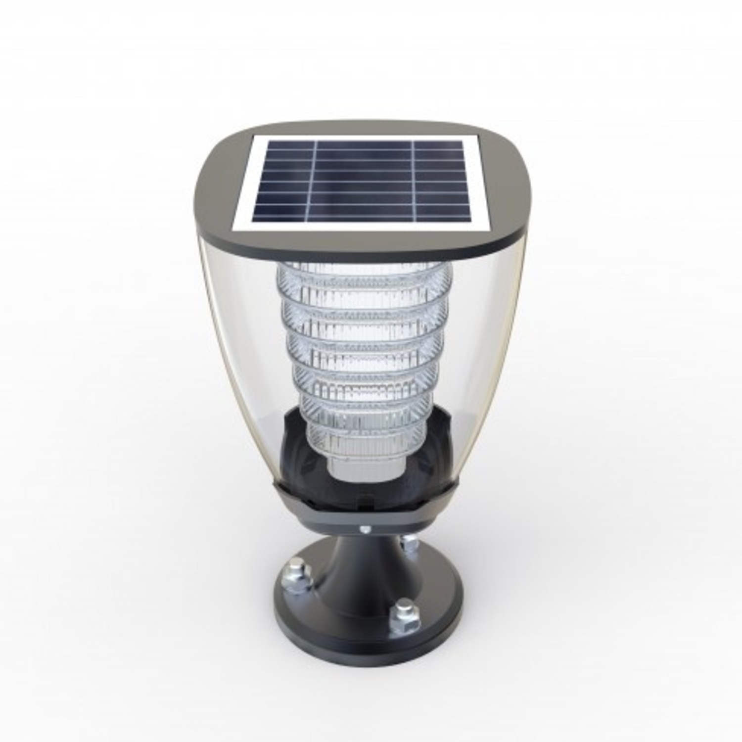 Pearl Series Solar Lamp Post Led Point