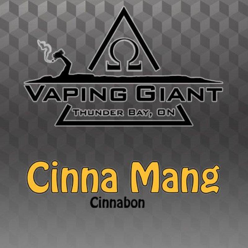 Vaping Giant Vaping Giant - Cinna Mang (60ml)