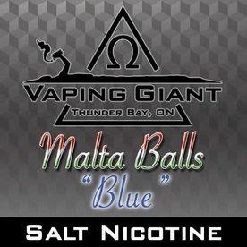 Vaping Giant Vaping Giant - Malta Balls: Blue [Salt Nicotine] (30ml)