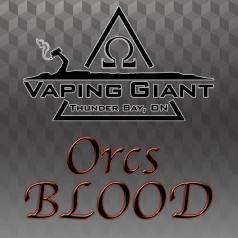 Vaping Giant Vaping Giant - Orcs Blood (60ml)