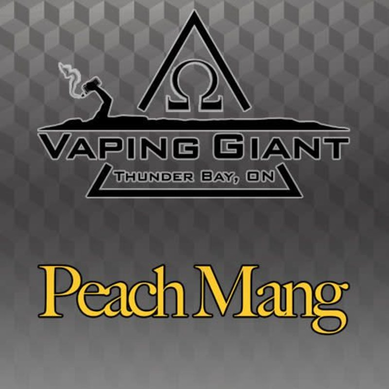 Vaping Giant Vaping Giant - Peach Mang (60ml)
